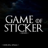 GAME OF STICKERS ♤