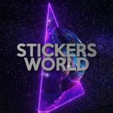 STICKERS WORLD
