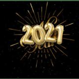 Figurinhas de Ano Novo 2021
