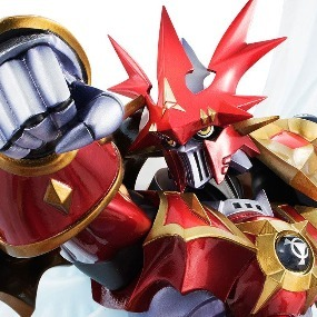 Dukemon Crimson Mode G E M Series Megahouse
