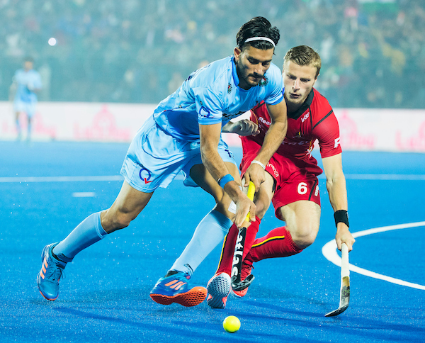 Hockey players to benefit from quality fields in India | FIH