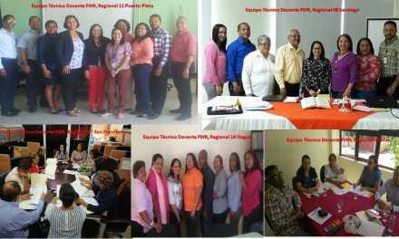 Visitas de Seguimiento a las Regionales 07, 08, 09, 11 y 14