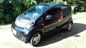 Mitsubishi i-Miev 2011