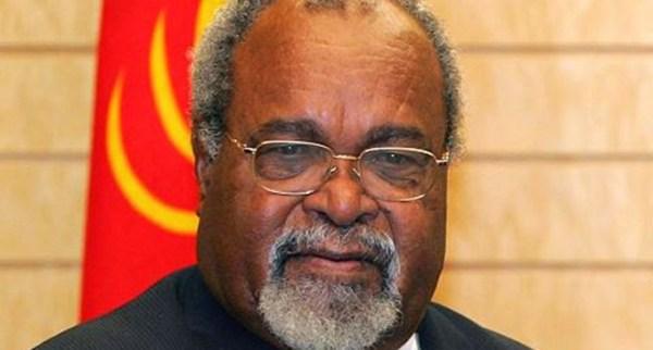 Fiji Sun – EAST Sepik Governor Sir Michael Somare