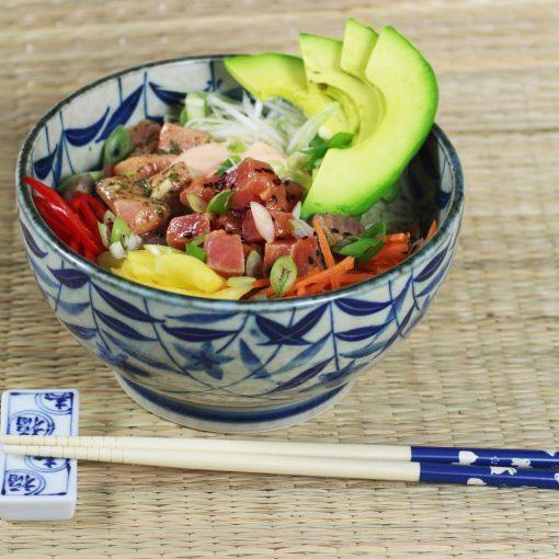 vissalade salade van vis salade van rauwe vis rijst recept poke bowl rauwe vissalade Poke salade poke maken poke bowl saus poke bowl recept poke bowl marinade poke bowl maken poke bowl eten poke bowl bereiden poke bowl Poke Ingrediënten Poke bowl Hawaïaans eten groente en vis