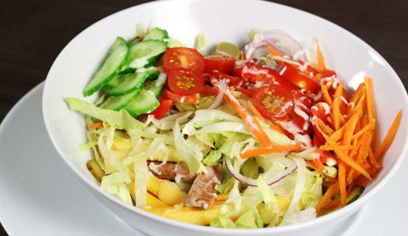 shoarma maaltijd recep kapsalon patat met shoarma luxere kapsalon maken knoflooksaus maken knoflooksaus kapsalon maken kapsalon gerecht