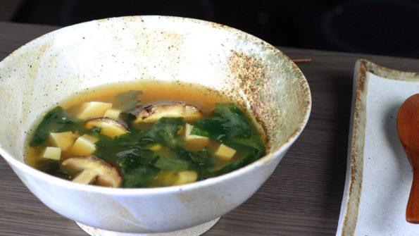 shiitake dashi recept miso soep recept Japanse soep recep miso soep miso soep maken miso soep miso bouillon Japanse soep maken japanse soep Japanse groentesoep Japanse eten dashi
