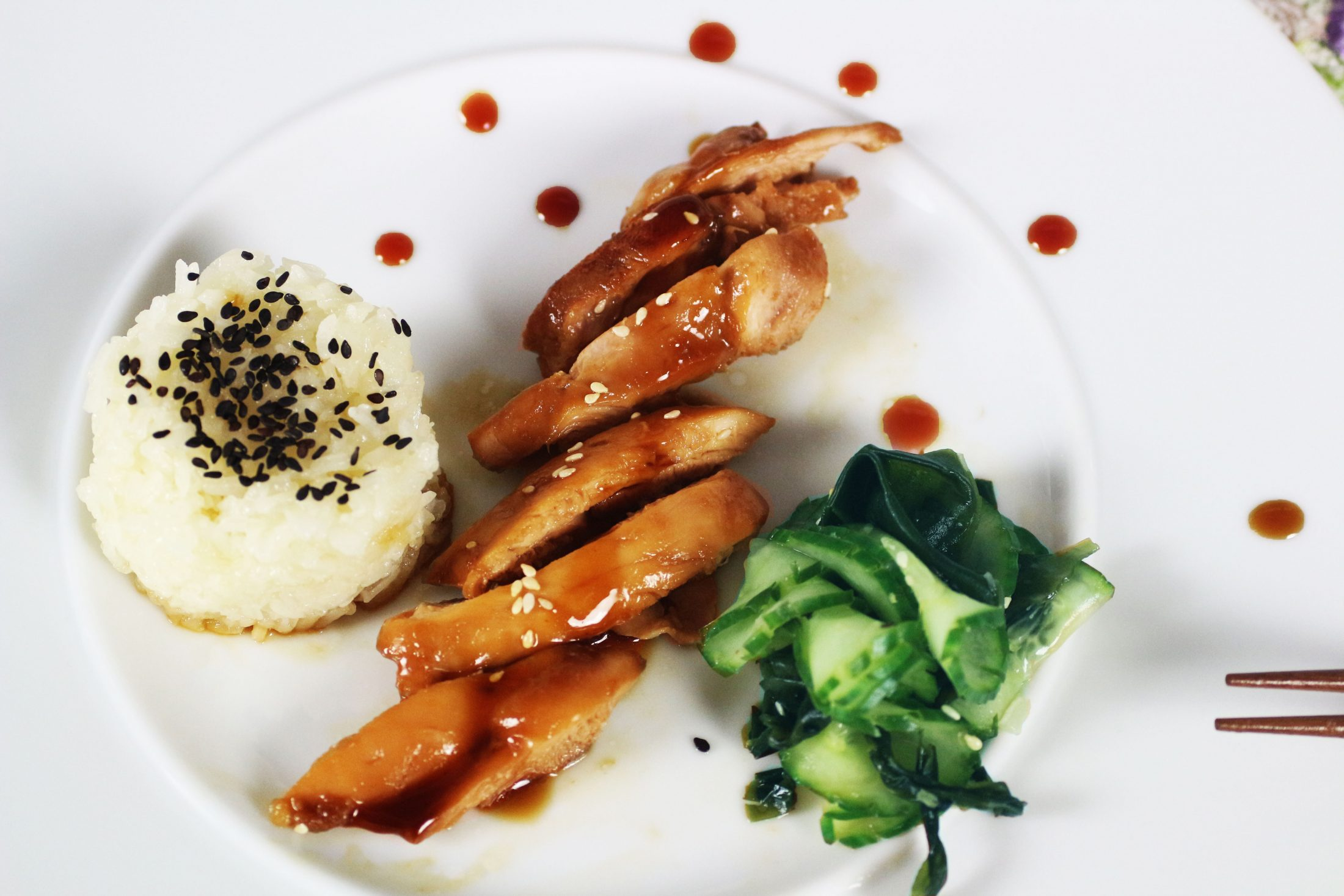 Kip teriyaki recept