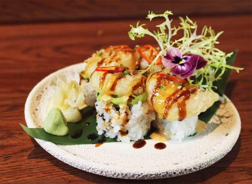 Uramaki Sushi Rol / California roll