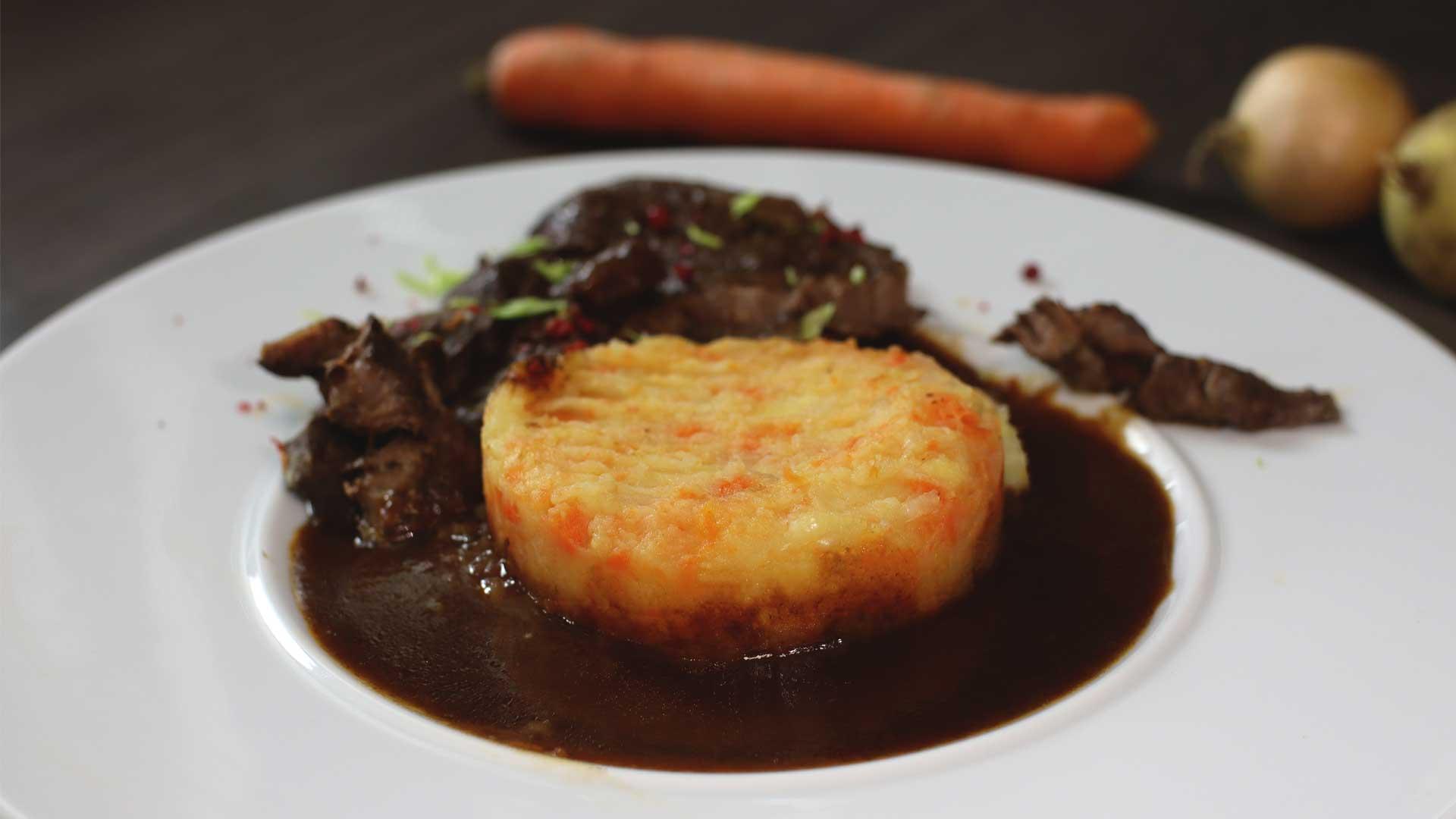peen en uien hutspot maken