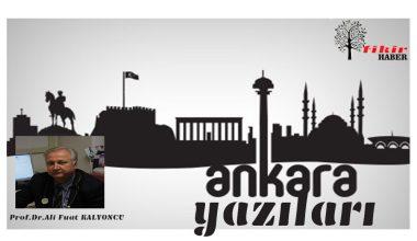 Ankara Güven Parkı ve Anıtın hikayesi