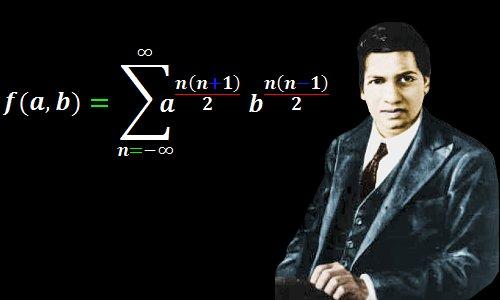 Srinivasa Aiyangar Ramanujan-Sonsuzluk Teorisi-