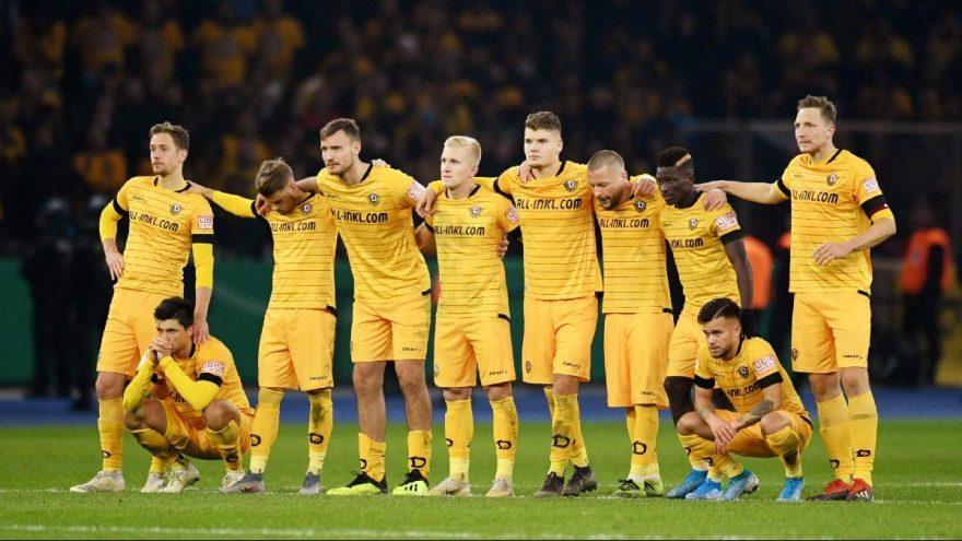 Bundesliga-Dinamo Dresden