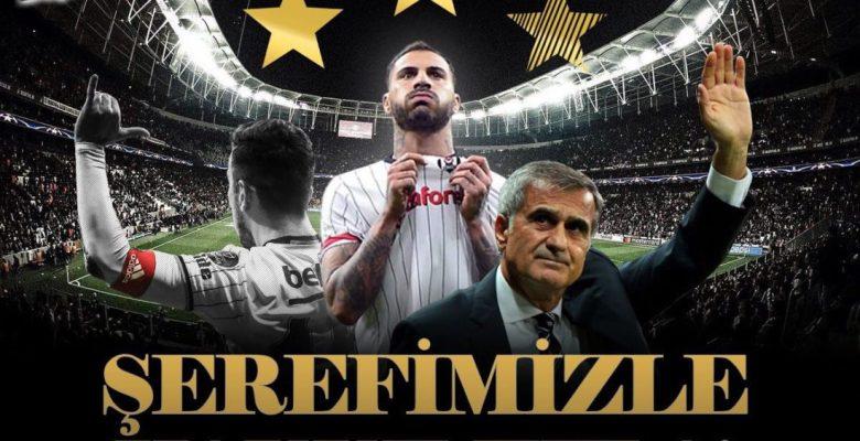 Beşiktaş 'tan Galatasaray'a yanıt! 'Asıl talihsizlik…'