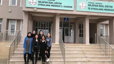 Photo of Nilüfer Özel Eğitim Uygulama Merkezi'ni ziyaret ettik.