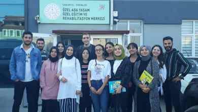 Photo of Özel Eğitim ve Rehabilitasyon Merkezi'ndeyiz