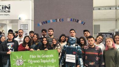 Photo of Akın Robotics Teknik Gezimizi Tamamladık