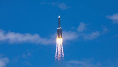 Tianwen-1 Uzay Aracı