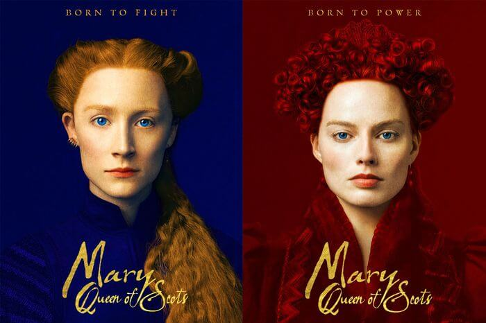 Mary Queen of Scots, 5- Mary Queen of Scots film