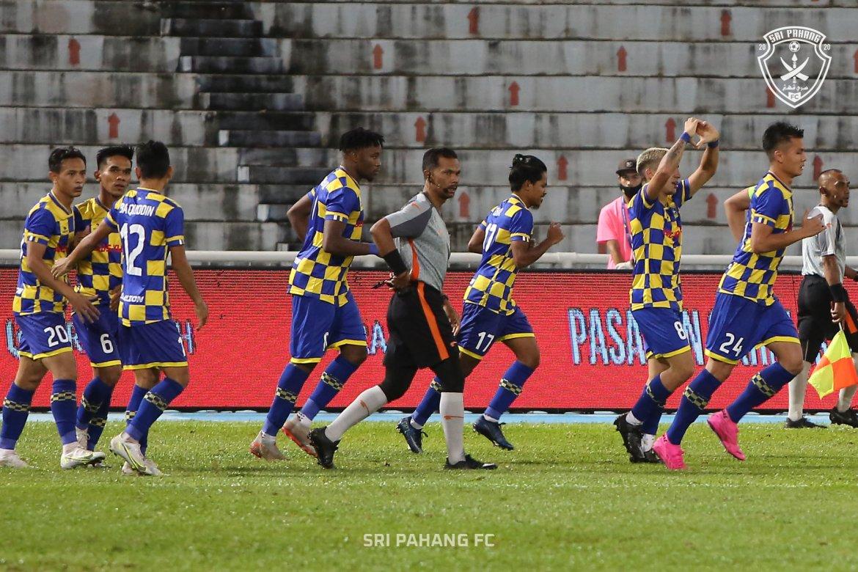 TFC II, Kelantan United jadi pilihan Sri Pahang untuk aksi persahabatan