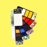 25 färger