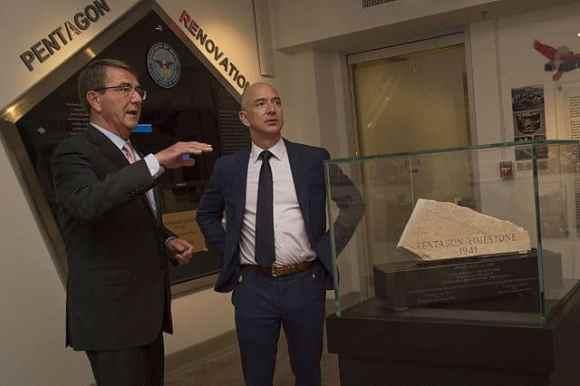 Jeff Bezos Amazons founder