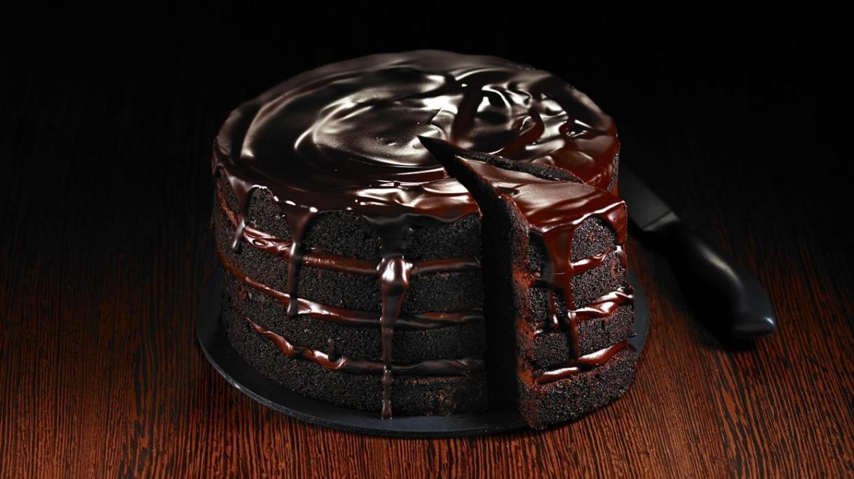 #Stella – Kek coklat untuk Cikgu Atan