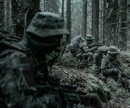 Pengalaman Seorang Askar - 1