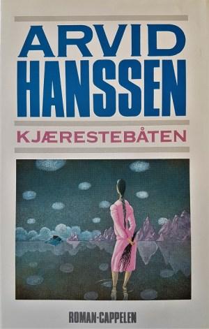 "Arvid Hanssen: ""Kjærestebåten"", roman"