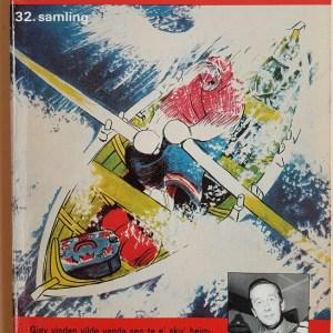På folkemunne. 32. samling, Humorhefte.