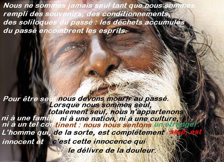 Citation : Krishnamurti (2/2)