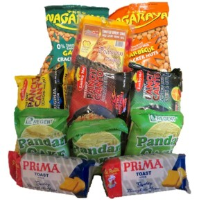 List of Filipino Snacks!