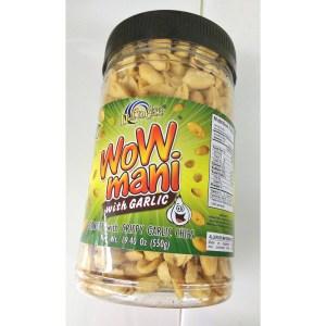 Wow Mani with Garlic