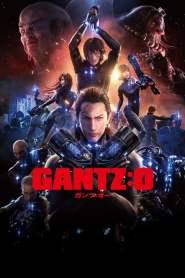 Gantz:O 2016
