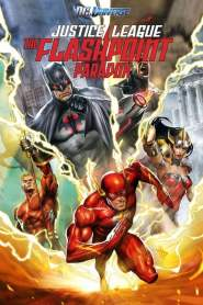 Justice League: The Flashpoint Paradox 2013