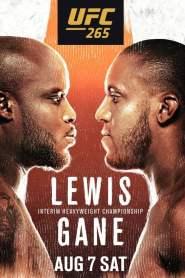 UFC 265: Lewis vs. Gane 2021
