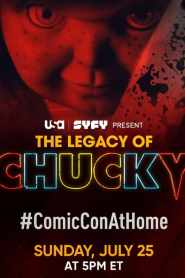 The Legacy of Chucky 2021