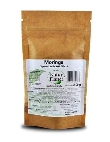 Liść Moringa Proszek 250g