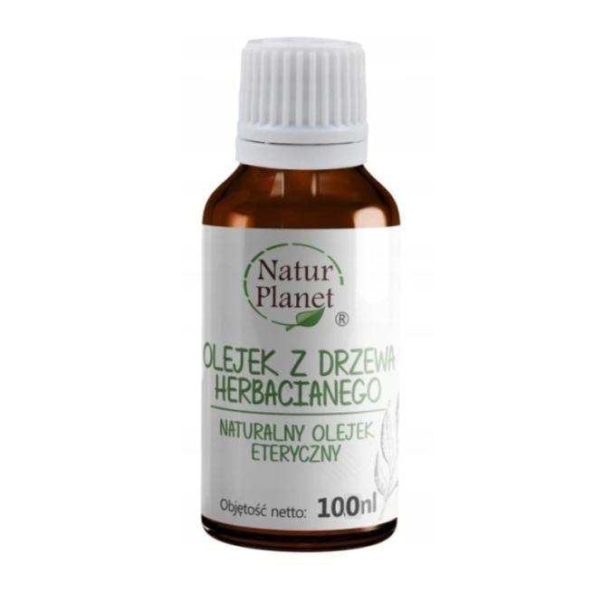 Olej z drzewa herbacianego 100ml Natur Planeta drzewo herbaciane olejek