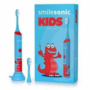 Szczoteczka soniczna Smilesonic KIDS Dino