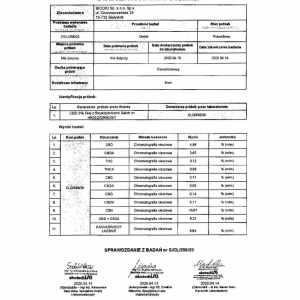 Olejek CBD Hempking 5% 10ml Certyfikowany