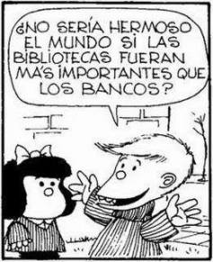 Banco de libros.