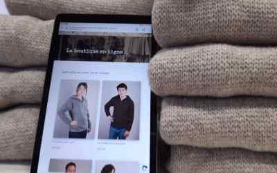 Click and collect à la filature de Chantemerle