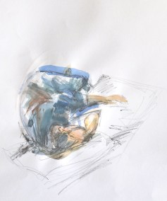 20-minute sketch, a little overworked?
