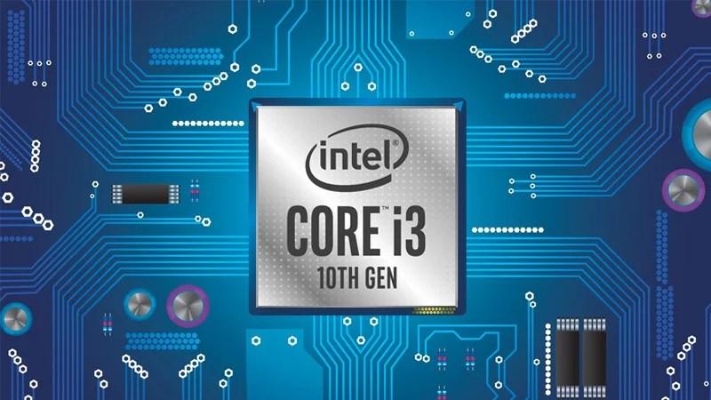 GEARVN.COM - CPU Intel Core i3-10100F / 6MB / 4.3GHZ / 4 nhân 8 luồng