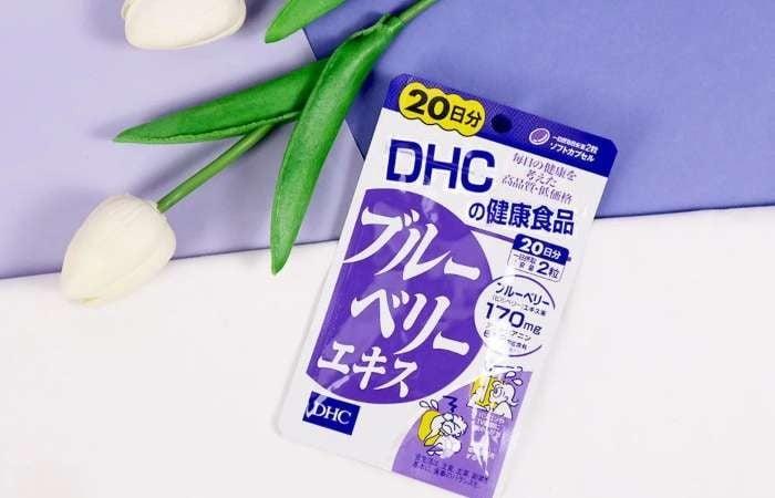 Viên uống bổ mắt DHC nhận được rất nhiều phản hồi tích cực từ phía người dùng