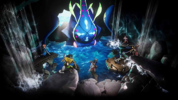 Eiyuden Chronicle: Hundred Heroes-inherited of Suikoden officially revealed