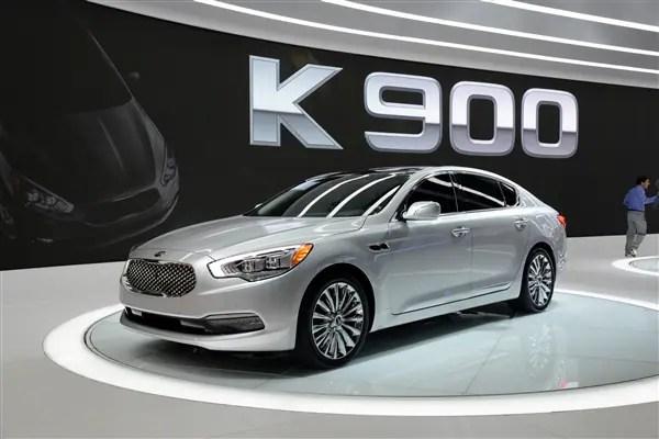 2015 K900 Sale