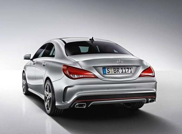 2015 Mercedes Benz CLA250 Sport Package Plus On Tap