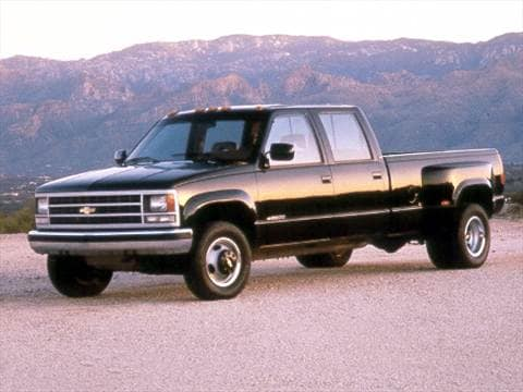 1992 Chevrolet 3500 Crew Cab | Pricing, Ratings & Reviews
